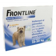 Frontline Spot On Chien M x 6