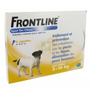 Frontline Spot On Chien S x 6