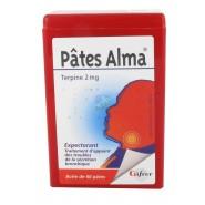 Pâtes Alma terpine 2 mg x 60