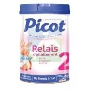 Picot Relais 2ème âge 900 g
