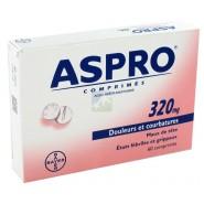 Aspro 320 mg x 60