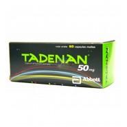 Tadenan 50 mg x 60