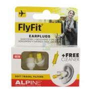 Alpine Flyfit Bouchons d'oreille Spécial Travel Filters