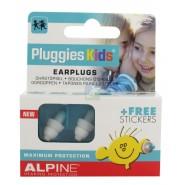 Alpine Pluggies Kids Bouchons d'oreille Spécial Kid Filters