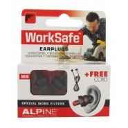 Alpine Worksafe Bouchons d'oreille Spécial Work Filters