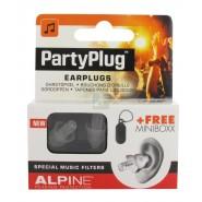 Alpine Partyplug Bouchons d'oreille Spécial Music Filters