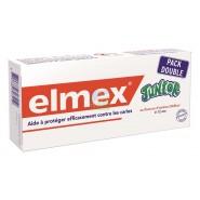 Elmex Junior Dentifrice 2 x 75 ml